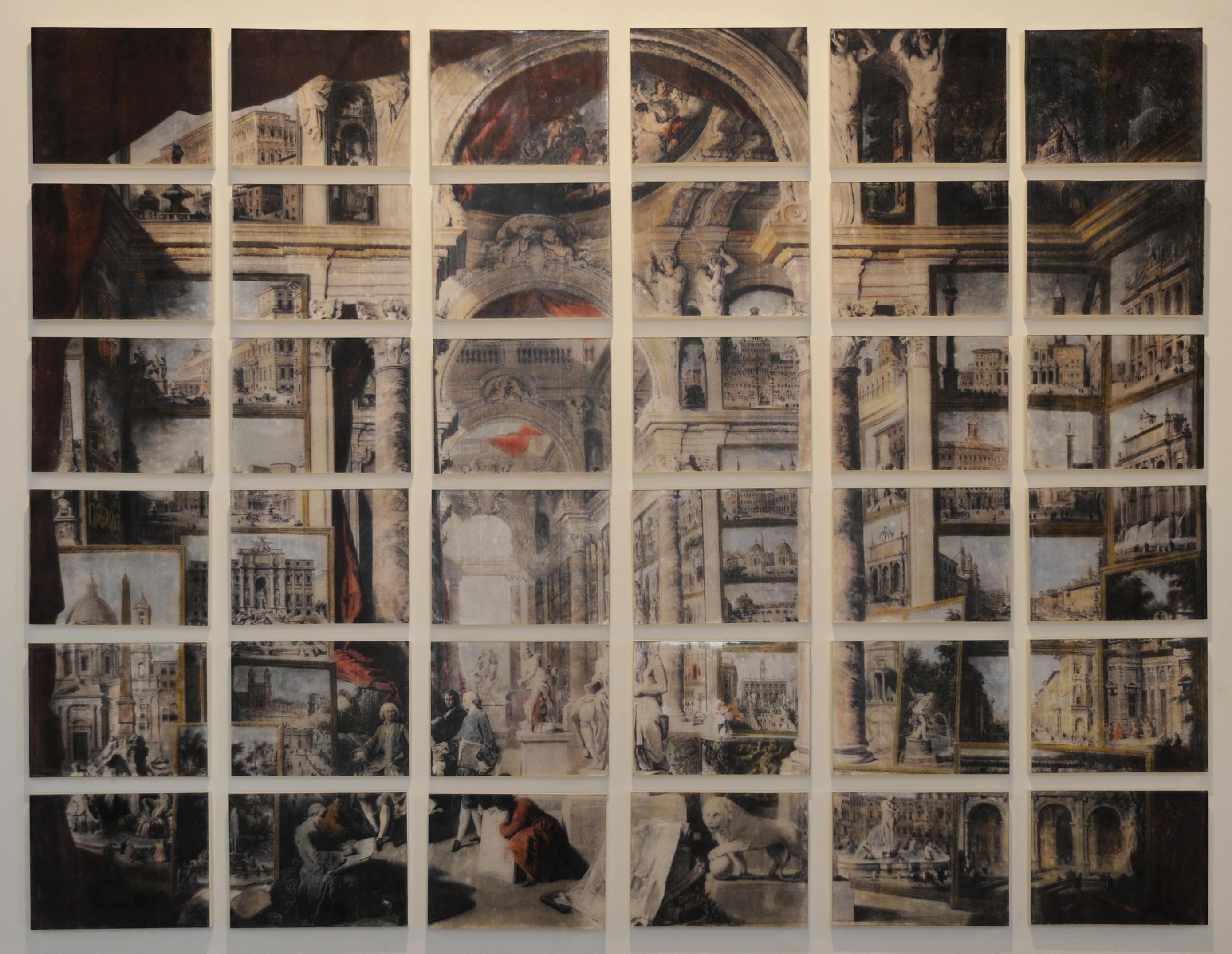 Andrea Aquilanti – Vedute di Roma moderna