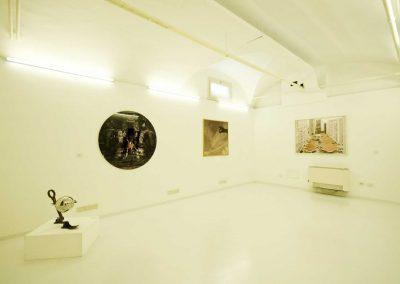 particolare sala piano inferiore