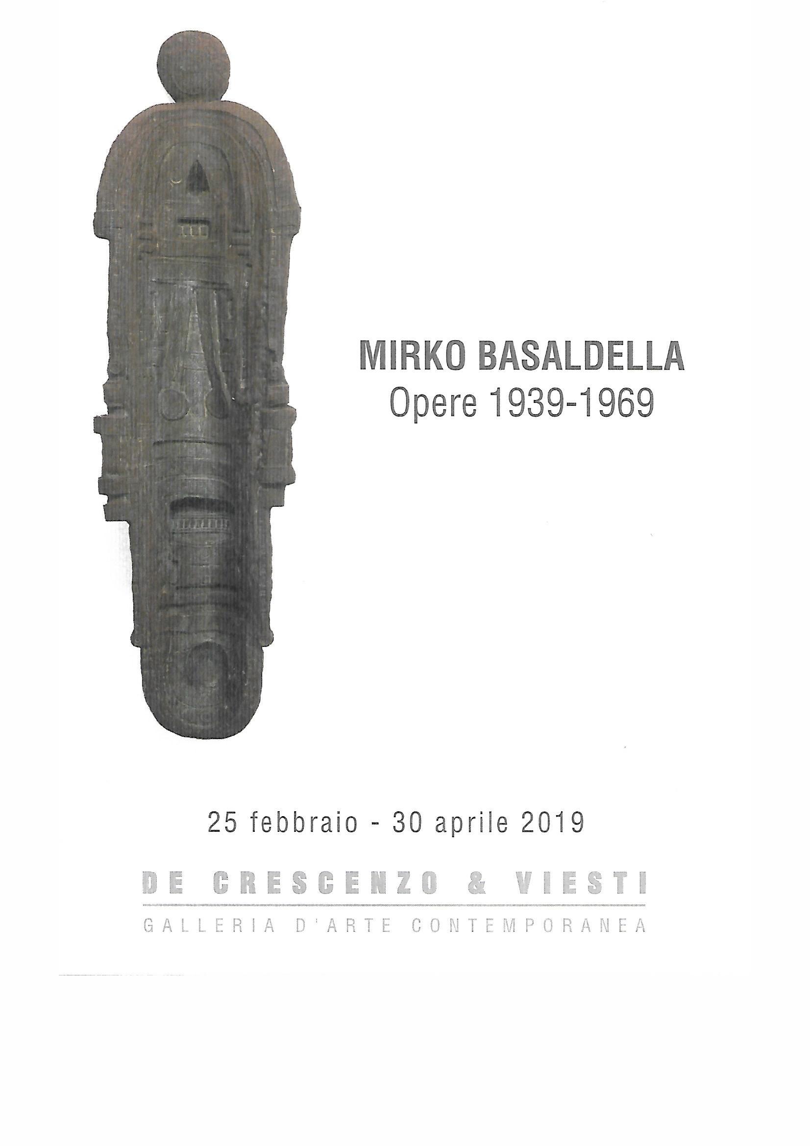 Mirko Basaldella – Opere 1939/1969
