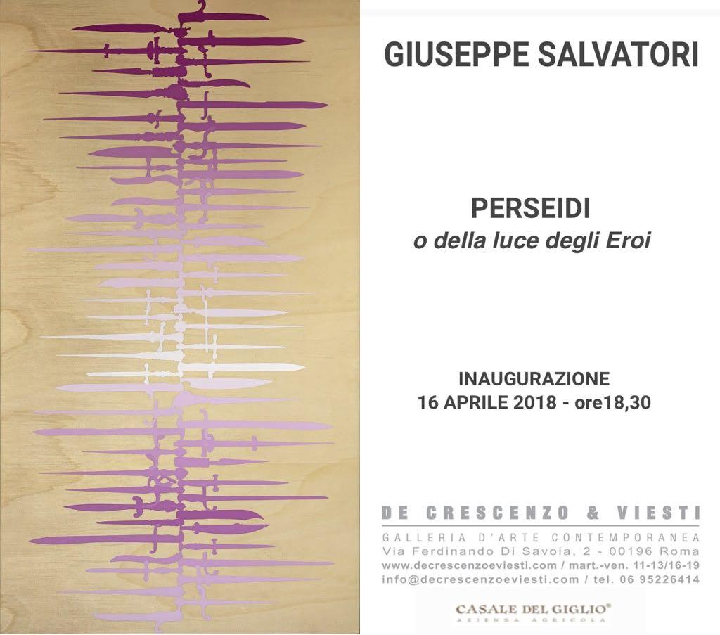 Giuseppe Salvatori – Perseidi